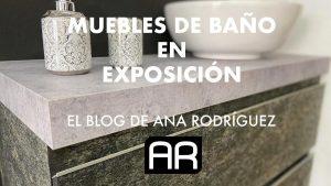 Muebles de baño en nuestra exposición